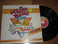 "a3 12"" Italo DEE JAY STAR FESTIVAL BAR IN TOUR 85 Valerie Dore Creatures Meccano"