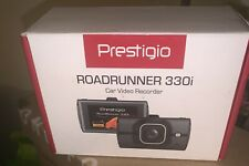 "Prestigio RoadRunner RR330i Full HD Video Recorder DVR Dash Camera 3"" Screen"