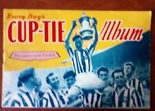 Every Bous Cup-Tie Album 1954/55 - Presented with TIGER