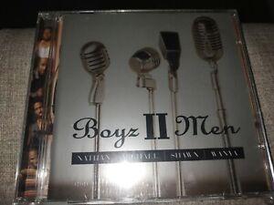 Boyz II Men. Nathan Michael Shawn Wanya (2000) CD NUOVO Beautiful Women. Dreams