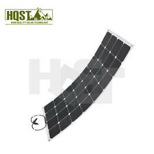100 Watt 100W 12V 12 Volt Lightweight Solar Panel Rv Boat/Sailboat/Yacht Marine