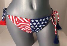 "NWT Victoria's Secret Bikini Bottoms ""The Teeny Bikini"" Size Large"
