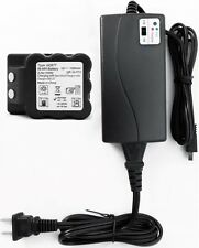 Leica Compatable Battery and Charger Leica TPS1000 TC400 TC905 Total Stations