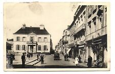 cholet  rue nationale  place travot
