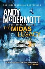 The Midas Legacy (Wilde/Chase 12),Andy McDermott- 9780755380824
