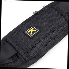 Single Shoulder Sling-Belt Strap for DSLR Digital SLR Camera Rapid DG New