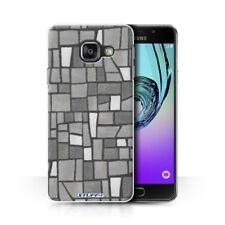 Housses et coques anti-chocs gris Pour Samsung Galaxy A3 pour téléphone mobile et assistant personnel (PDA)