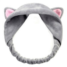 Womens Girls Grail Cute Cat Ears Headband Hair Head Band Party Gift Headdress