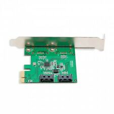Syba SI-PEX40089 2 Port SATA III PCI-e 2.0 x1 RAID Controler Card