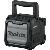 Makita  XRM08B-R 18V 12V Lithium‑Ion Cordless Bluetooth Job Site Speaker