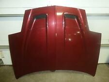 93 94 95 PONTIAC FIREBIRD Medium Patriot Red 9913 Hood Front Cover Bonnet #9537