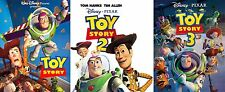 Toy Story Complete Trilogy 1 2 3 DVD Disney Movies ( Only 10$ - Super Sale !!! )