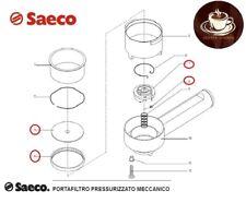 Saeco Via Venezia SERVICE KIT for Pressurised Portafilter Filterholder - Genuine