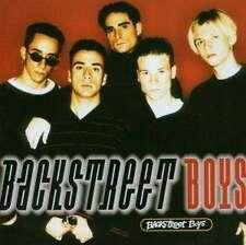 Backstreet Boys - Backstreet Boys CD JIVE RECORDS ZOMBA
