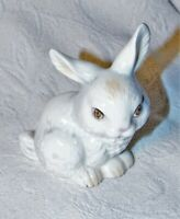 vintage Goebel West Germany porcelain sitting bunny rabbit figurine  3461509 euc