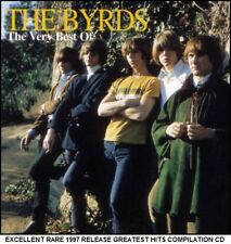 The Byrds - The Very Best Greatest Hits Collection - RARE 1997 60's Pop Folk CD