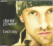 DANIEL POWTER bad day / UNRELASED TRK Europe CD single SEALED USA Seller 2005