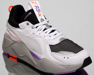 Puma RS-X Softcase Mens White Casual Lifestyle Sneakers Shoes 369819-03