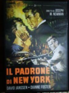 IL PADRONE DI NEW YORK 1961 Sinister Film 2017 PARI AL NUOVO DA MIA VIDEOTECA