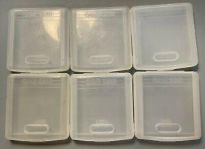 OEM--Sega Game Gear Cases--Lot of 6