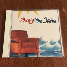 Marry Me Jane 'Marry Me Jane' 1996 US CD