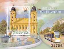 HUNGARY - 2014 - Miniature Sheet: 87th Stamp Day - Debrecen. Mint NH