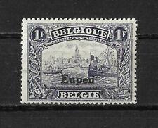 """Deutsche Besetzung """"Eupen 1920/21 Mi.Nr 11"""" Postfrisch"""