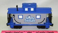 Lionel new 11498 Frosty the Snowman G-Gauge Caboose