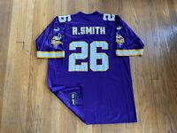 Minnesota Vikings Vintage 90's Robert Smith Puma Jersey Mens XL EUC Rare