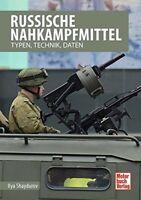 Shaydurov Russische Nahkampfmittel Typen Technik Daten Elite Armee Buch KGB