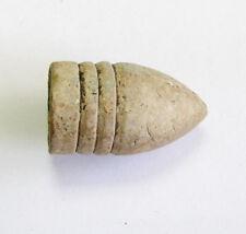Antique Old Dug Relics Civil War Era Crimean War Minnie Lead Bullet