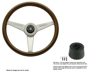 Nardi Classic 360mm Steering Wheel + Hub for Sunbeam 5051.36.6300 + .1513