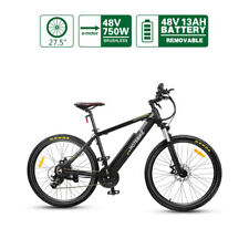 Electric Bike Mountain Bike 48V 750W 27.5 inch HOTEBIKE