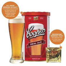 Coopers REAL ALE Beer Kit - Home Brew - Beer Making 23l - Homebrewing
