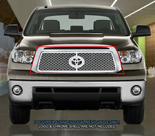 Dual Weave Mesh Grille Insert For Toyota Tundra 2010 2011 2012 2013