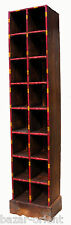 orient Massiv holz Schrank Regal Schuhschrank Schuhregal CD-Regal shoe shelf