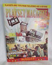 Playset Magazine #96 Ideal Battle Action sets+ Flintstones, 1812 sailors + more