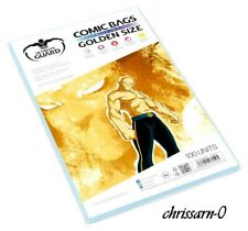 Ultimate Guard Comic Sacs Refermables Doré Taille ( 4260250071595
