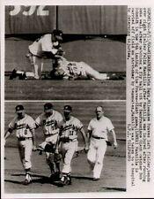 """ FELIX MANTILLA"" VINTAGE WIRE MAJOR LEAGUE BASEBALL PHOTO~AUGUST 13, 1960"