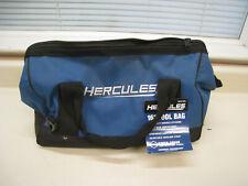 Hercules 16 in. Tool Bag Heavy Duty Rugged Padded Bottom Ha20-Bag Free Shipping