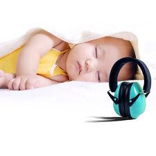 Baby Sleeping Hearing Protectors Foldable Ear Muffles Earmuffs for Kids Children