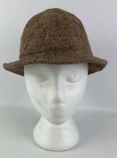 Lomond unisex vintage tweed bucket hat regular size exc cond