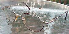 Linda Evans Sans Pareil Designer Eyeglasses Frames 48/19 127mm