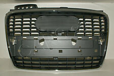 AUDI A4 B7 2005-2008 Front Grille Black Chromed Grill 2006 2007