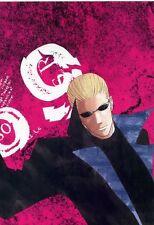 Biohazard Resident evil doujinshi Wesker X Chris (kuku tuguo) ROCK 69