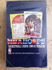 1990-91 NBA Hoops Wax Box Factory Sealed - 1992 Dream Team players