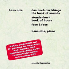THE BOOK OF SOUNDS / BOOK OF HOURS / FACE À FACE - HANS OTTE