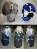 Maschera Sciabola L 1600NY Blue Gauntlet CE FIE EN 13567-2002 interno staccabile