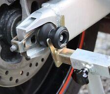 GSG-Moto Sturzpads Hinterrad Honda VTR 1000 F SC36 97-06 Crash Pads NEU