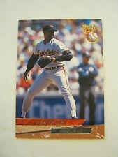 New listing 1993 Fleer Ultra #143 Alan Mills Baseball Card, Ex Cond (EB1-30)